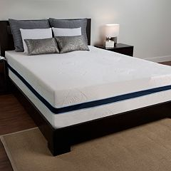 Sealy 12-inch Memory Foam Mattress by