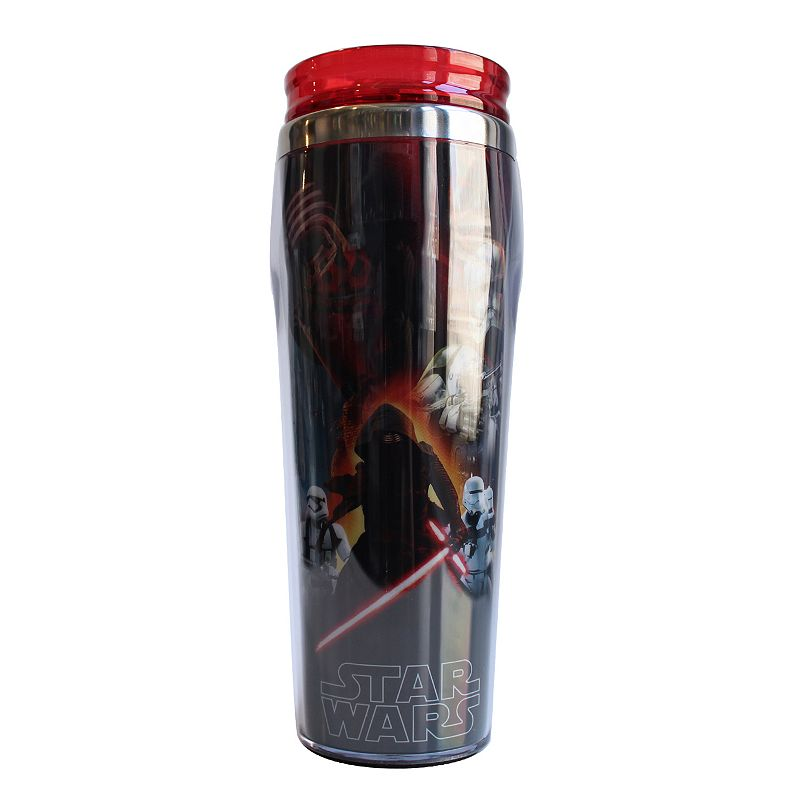 Star Wars: Episode VII The Force Awakens 20-oz. Villain Travel Mug