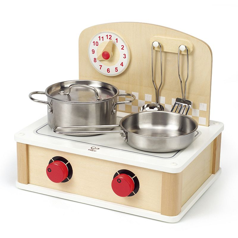 Hape Indoor & Outdoor Cooktop Playset