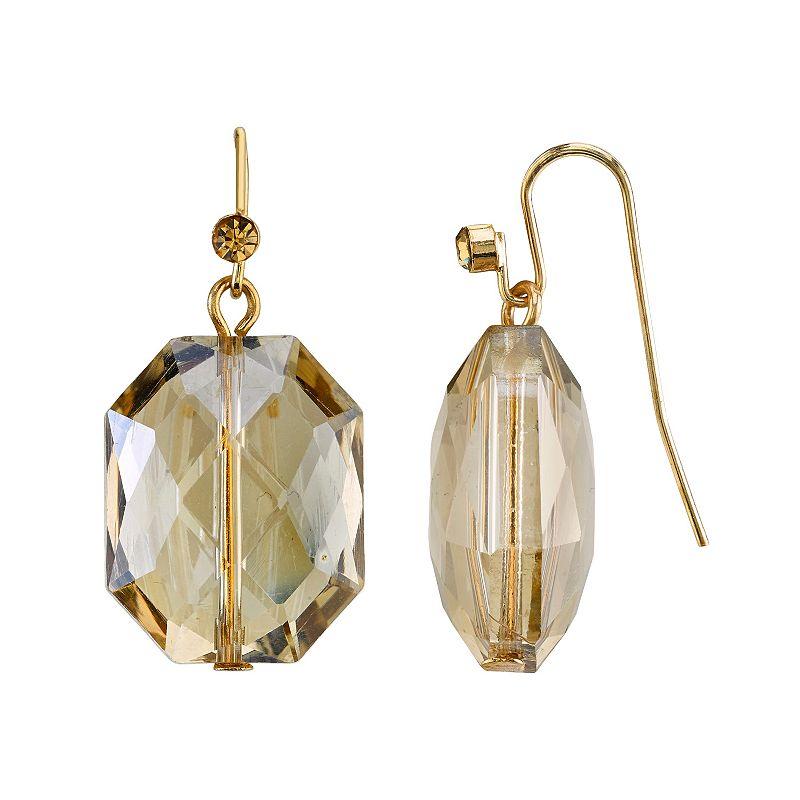 1928 Bead Drop Earrings