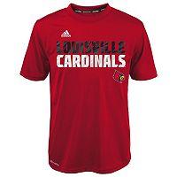 Boys 4-7 adidas Louisville Cardinals Shock Energy Climalite Tee