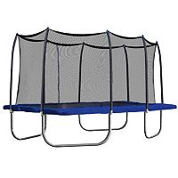 Skywalker Trampolines 15-ft. Rectangle Trampoline with Enclosure