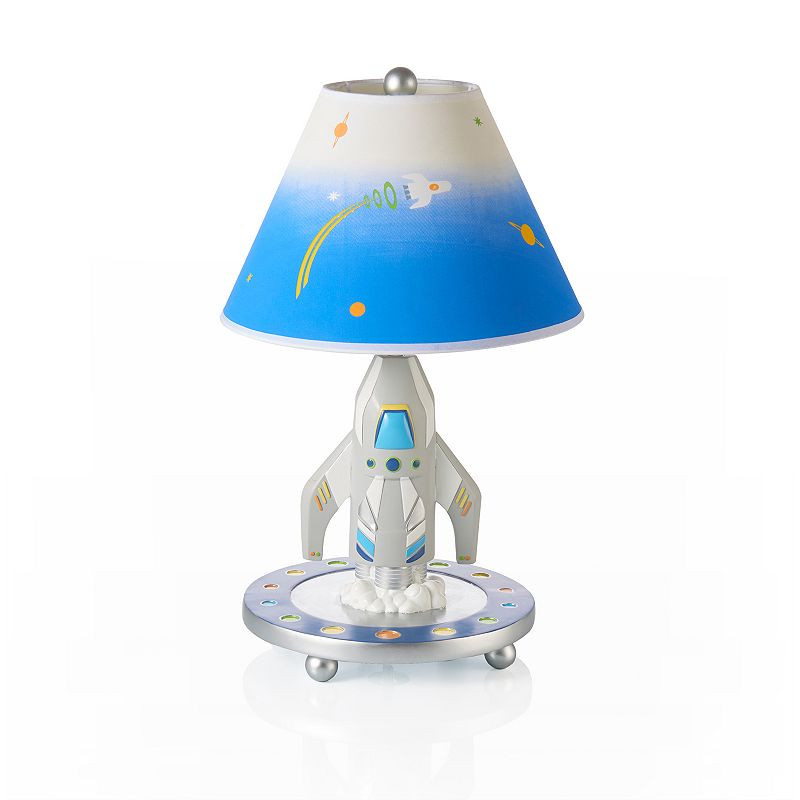 Guidecraft Rocket Table Lamp