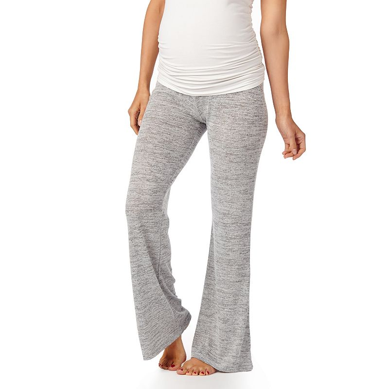 Oh Baby by Motherhood™ Secret Fit Belly™ Marled Lounge Pants - Maternity