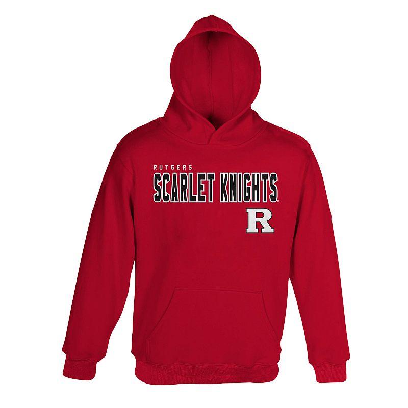 Boys 4-7 Rutgers Scarlet Knights Promo Hoodie