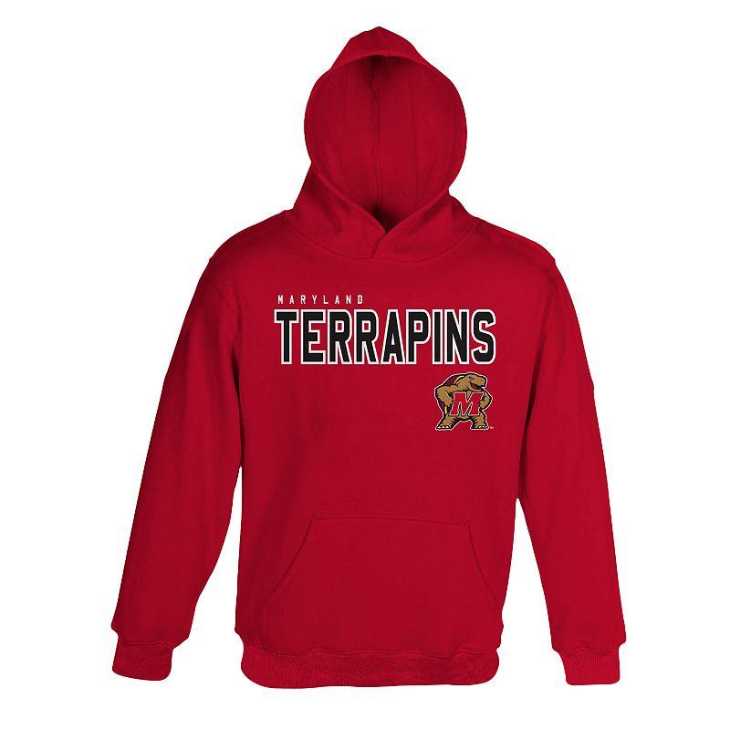 Boys 4-7 Maryland Terrapins Promo Hoodie