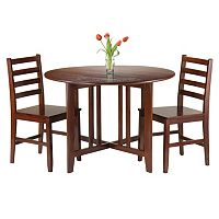 Winsome 3-piece Alamo Dining Set