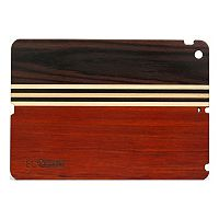Impecca iPad Air Striped Wood Tablet Case