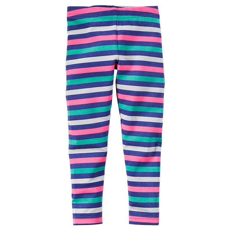 Baby Girl Carter's Print Leggings