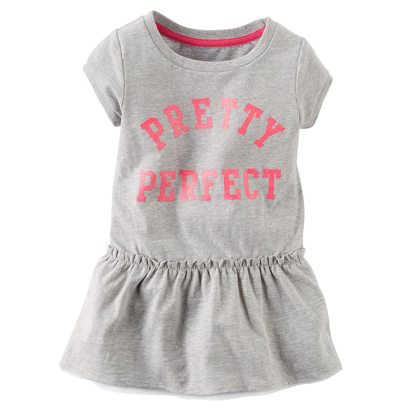 Baby Girl Carter's Peplum Tunic