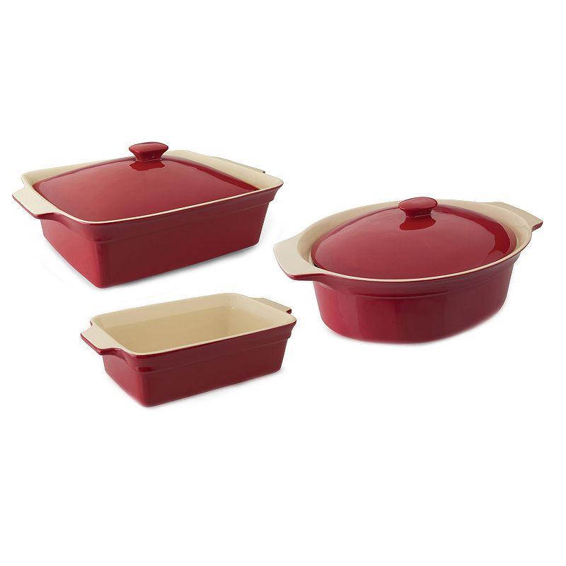 BergHOFF Geminis 5-pc. Bakeware Set