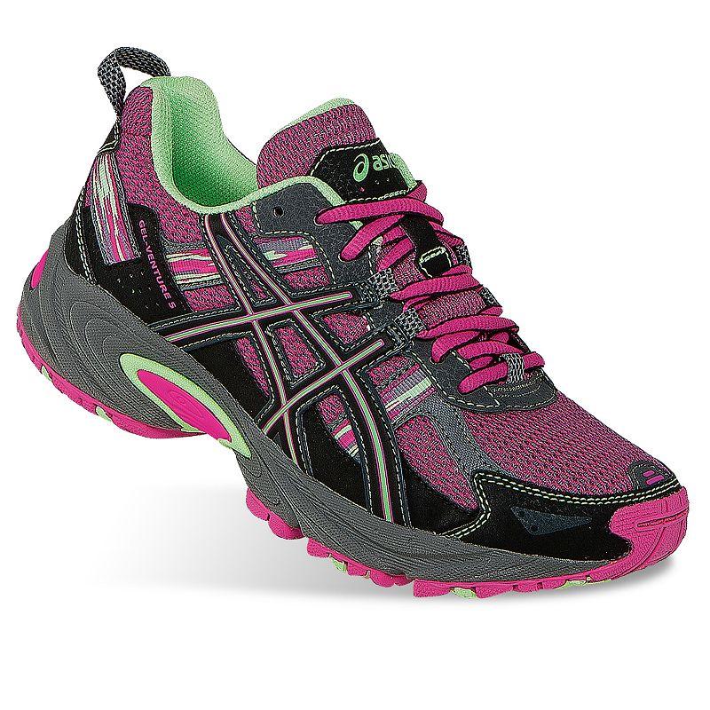 ASICS GEL-Venture 5 Grade School Girls' Trail Running Shoes