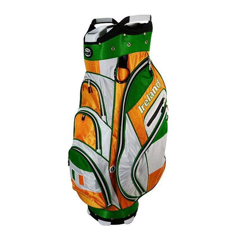 Hot-Z Ireland Flag Cart Golf Bag