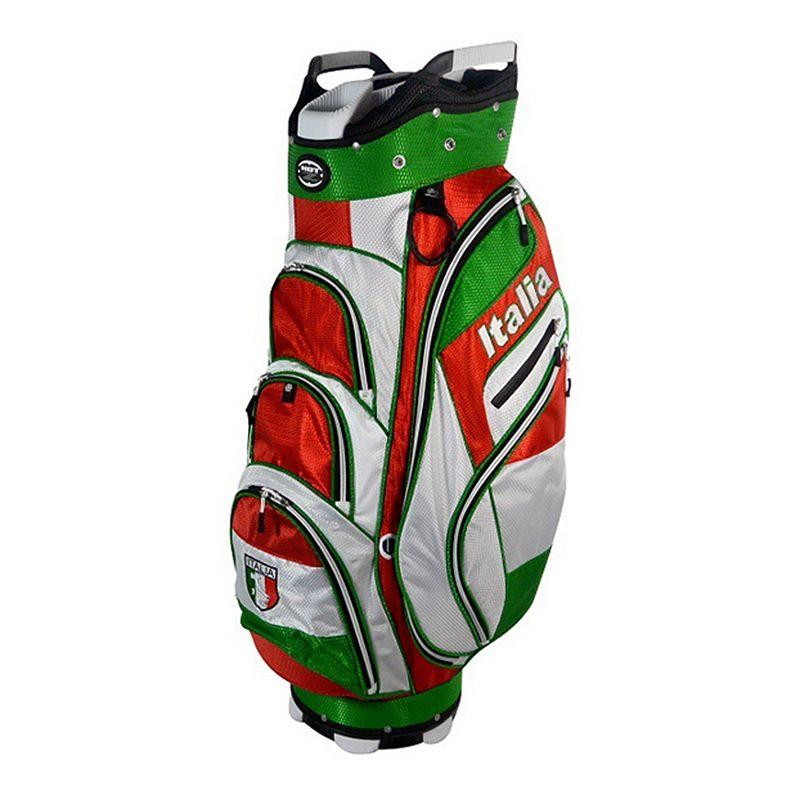 Hot-Z Italia Flag Cart Golf Bag
