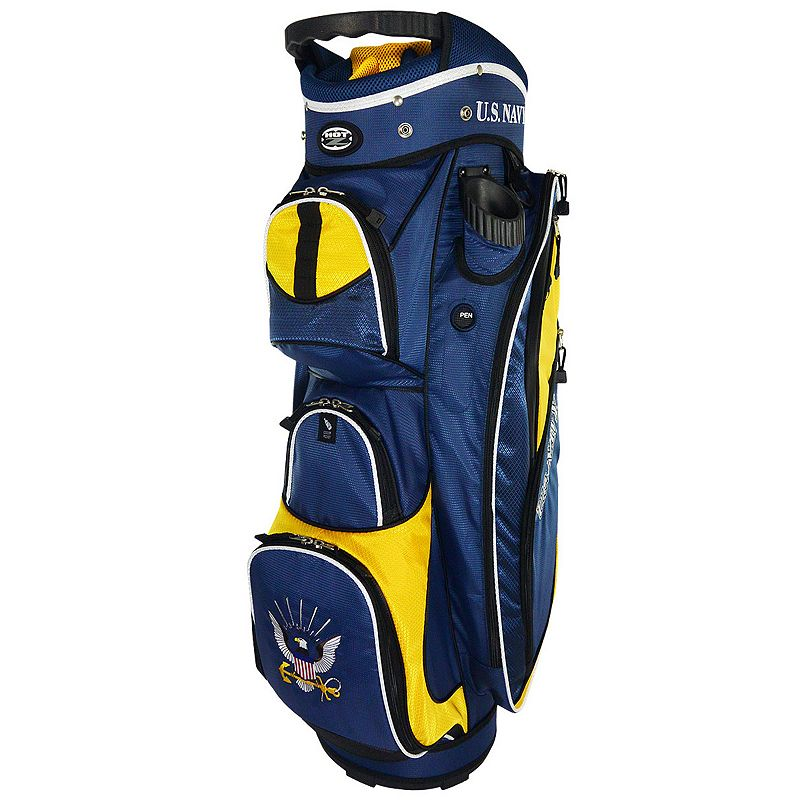 Hot-Z United States Navy Cart Golf Bag