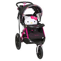 Hello Kitty® Pin Wheel Calypso Jogger Stroller by Baby Trend