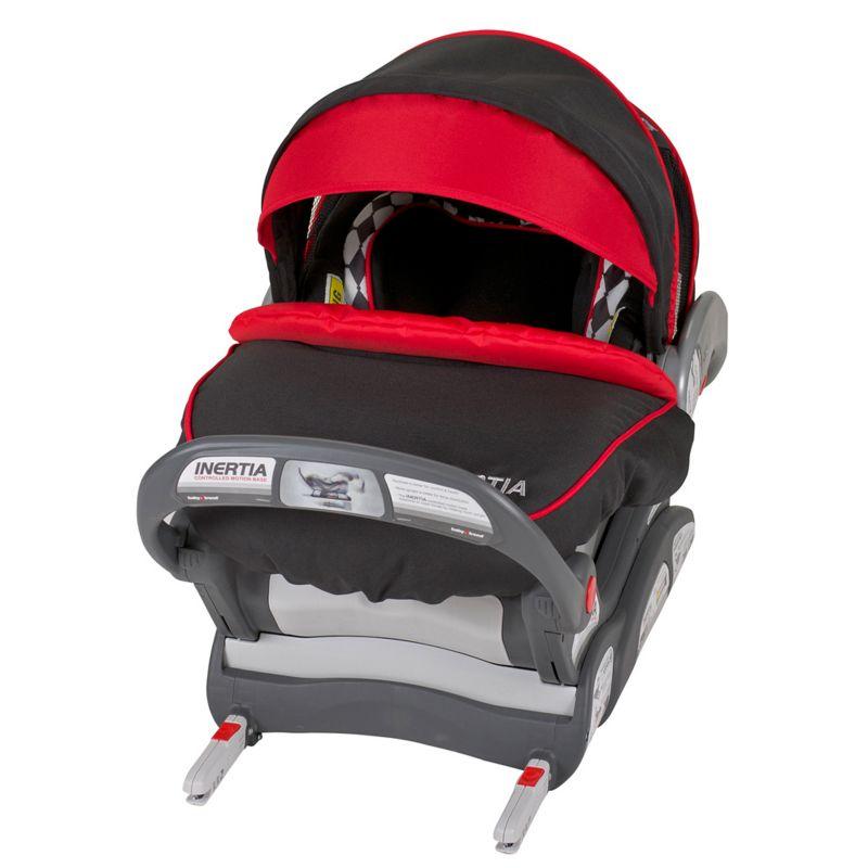 Baby Trend Inertia Infant Car Seat, Black thumbnail