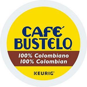 Keurig® K-Cup® Portion Pack Café Bustelo 100% Columbian Coffee - 18-pk.
