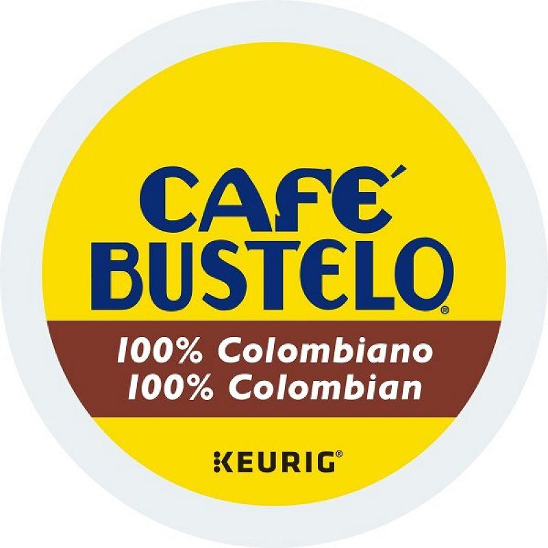 Keurig K-Cup Portion Pack Café Bustelo 100% Columbian Coffee - 18-pk.