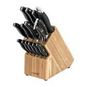 BergHOFF 15-pc. Forged Knife Block Set