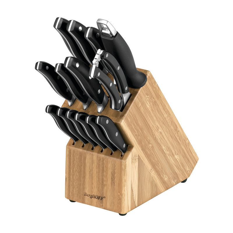 BergHOFF 15-pc. Forged Knife Block Set