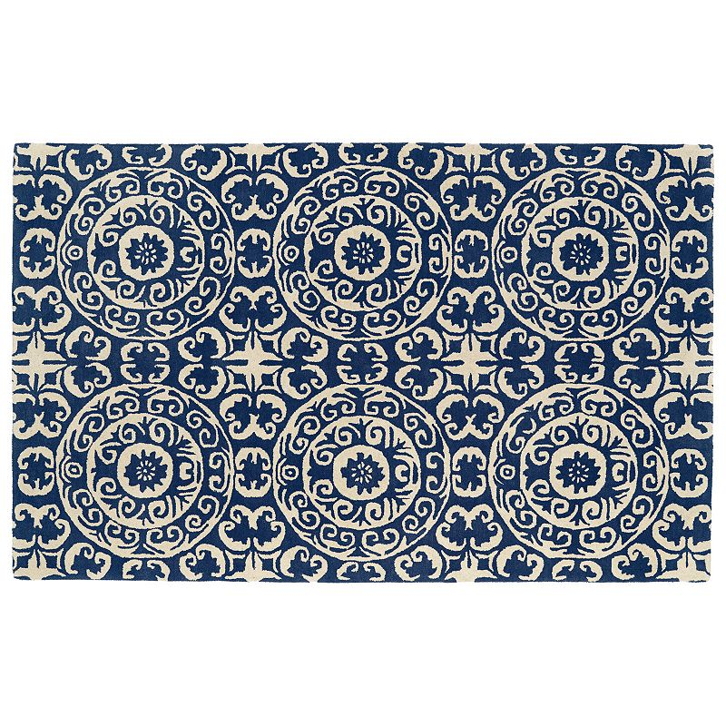 Kaleen Evolution Suzani Wool Rug