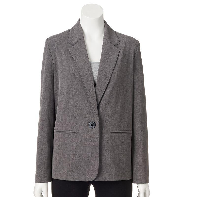 Women's Dana Buchman Solid Jacket