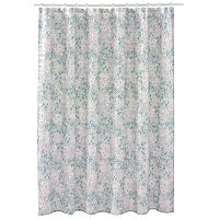 LC Lauren Conrad Meadow Fabric Shower Curtain