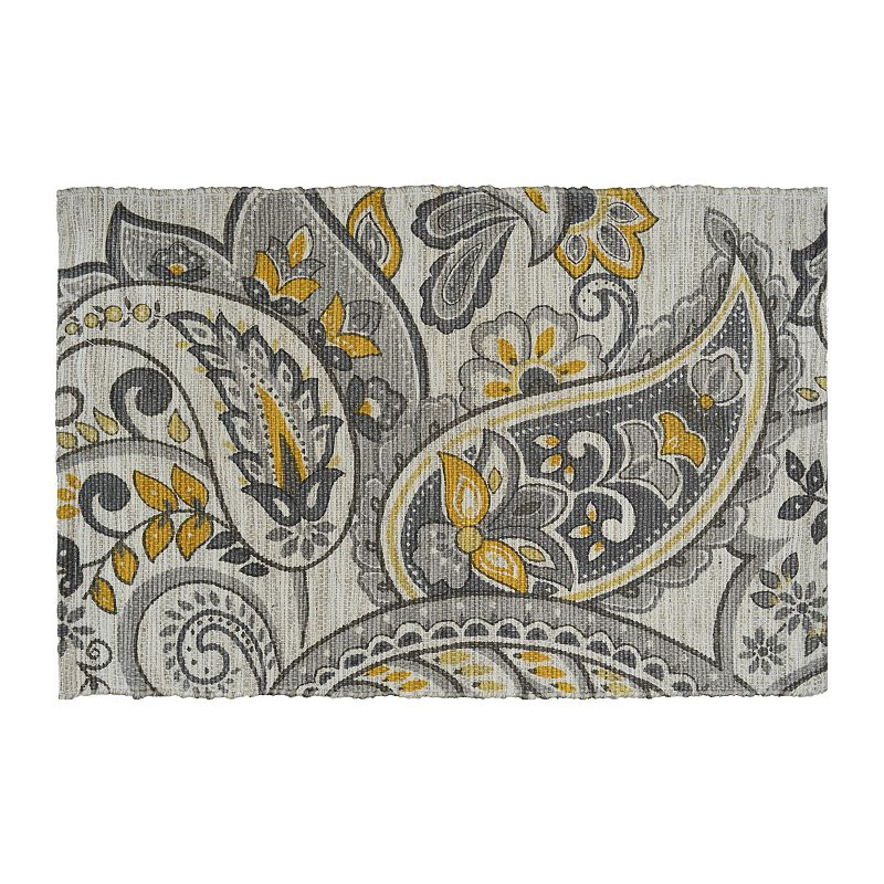 SONOMA Goods for Life™ Paisley Rug