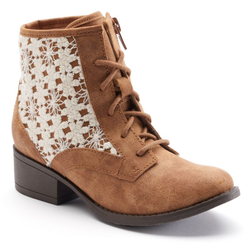 Ankle Boots For Girls - Cr Boot