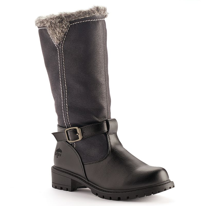 Riding Boots Kids Kohls Brown And Black