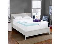 60% off Memory Foam Mattress Toppers