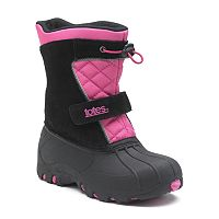 Totes Jillian Girls' Winter Boots
