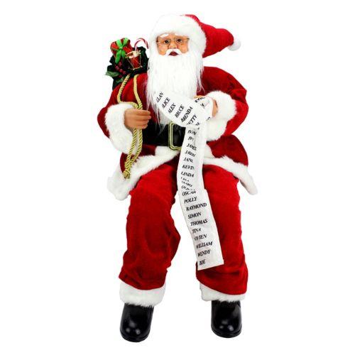 St. Nicholas Square® Sitting Santa