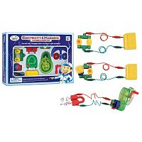 Electricity and Magnetic Combination Kit by Popular Playthings