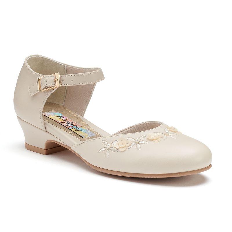 Rachel Shoes Isla Girls' Heeled Dress Shoes