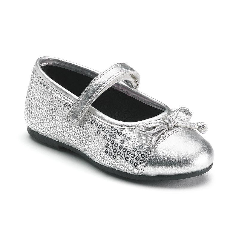 Rachel Shoes Lil Capri Girls' Mary Jane Flats