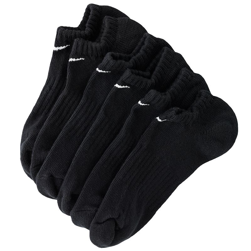 Boys 8-20 Nike 6-pk. Performance No-Show Socks