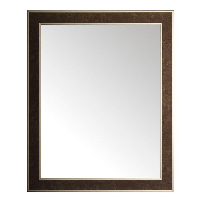 Alpine Ospray Collection Beveled Wall Mirror