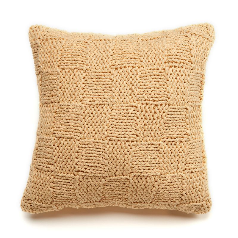 SONOMA Goods for Life™ Melrose Sweater Knit Throw Pillow