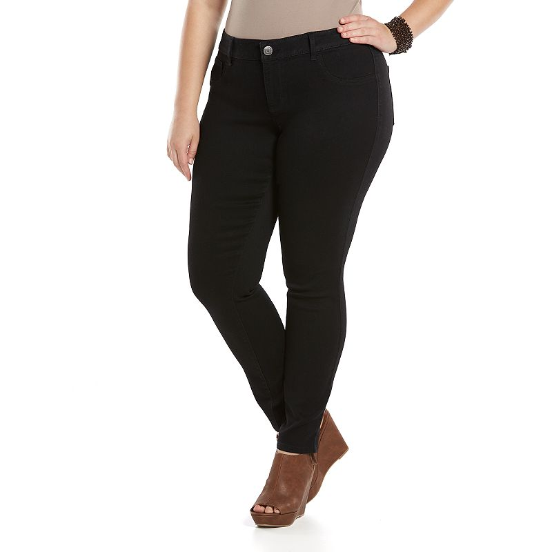 Juniors' Plus Size SO® Pocket Jeggings