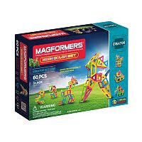 Magformers 60-pc. Neon Set