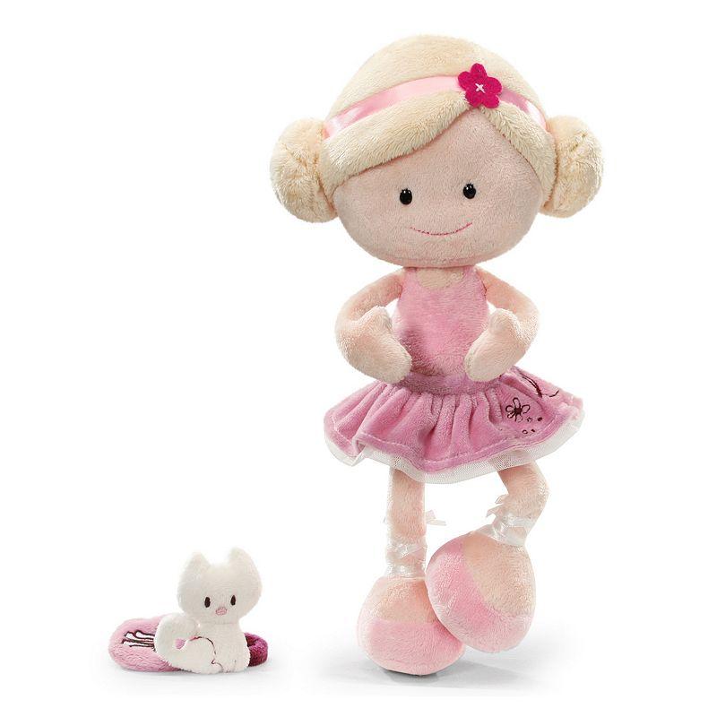 Neat-Oh! Nici Wonderland MiniClara 11.75-in. Dangling Plush Doll