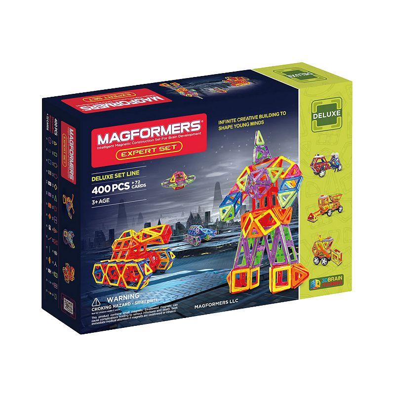 Magformers 472-pc. Expert Set
