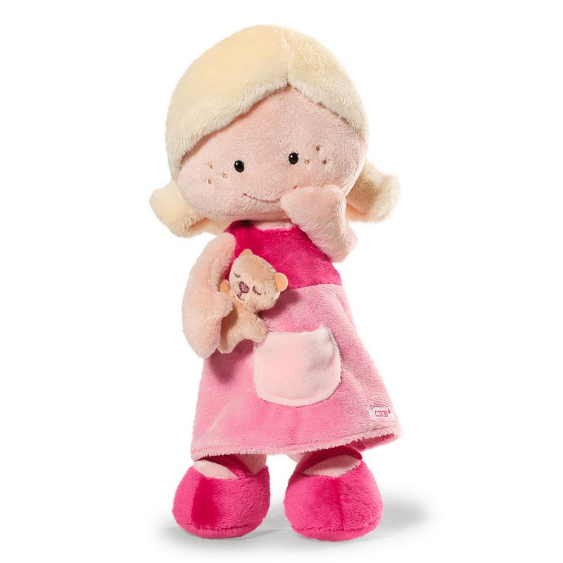 Neat-Oh! Nici Wonderland MiniLina 11.75-in. Dangling Plush Doll