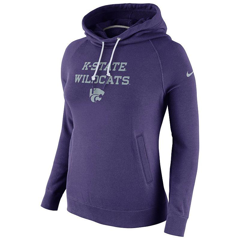 Women's Nike Kansas State Wildcats Stadium Rally Hoodie