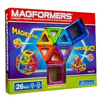 Magformers 26-pc. Rainbow Set
