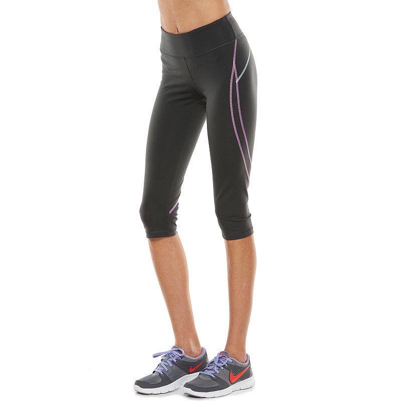 Women's Tek Gear® Shapewear Skimmer Yoga Capris