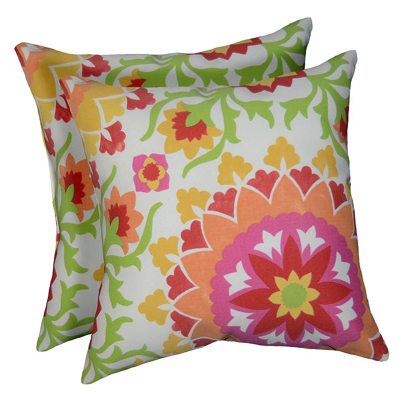 Spencer Home Decor 2 Piece Cynfael Throw Pillow Set