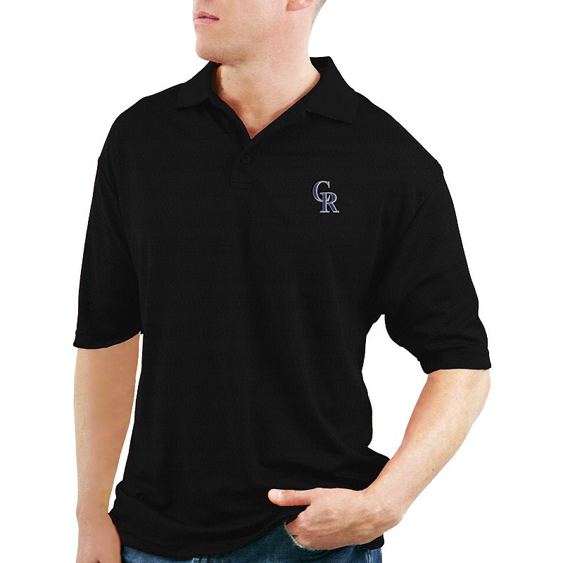 Men's Colorado Rockies Polo